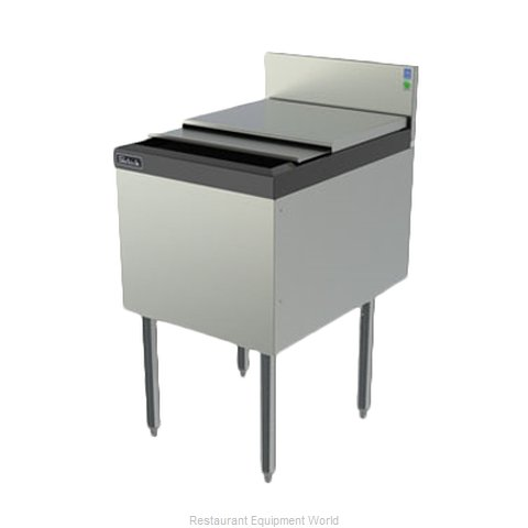 Perlick TSF18IC10 Underbar Ice Bin/Cocktail Unit