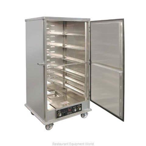 Piper Products 1012U Proofer Holding Cabinet Mobile
