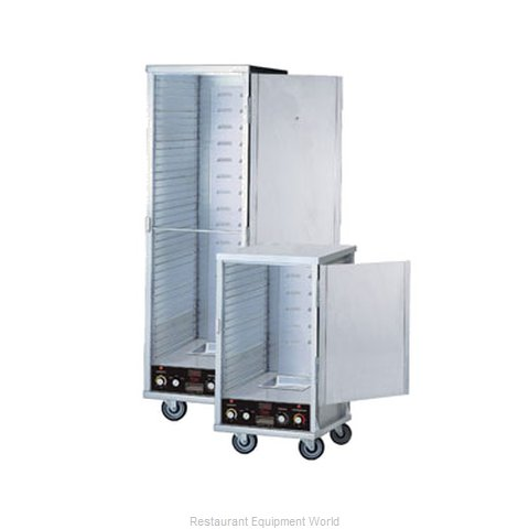 Piper Products 1015 Proofer Cabinet Mobile Half-Height