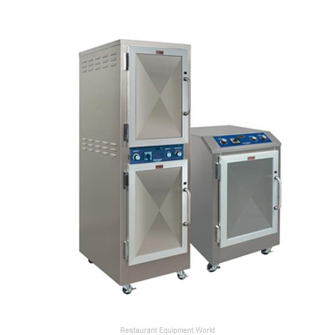 Piper Products 1016-SS Heated Cabinet, Mobile