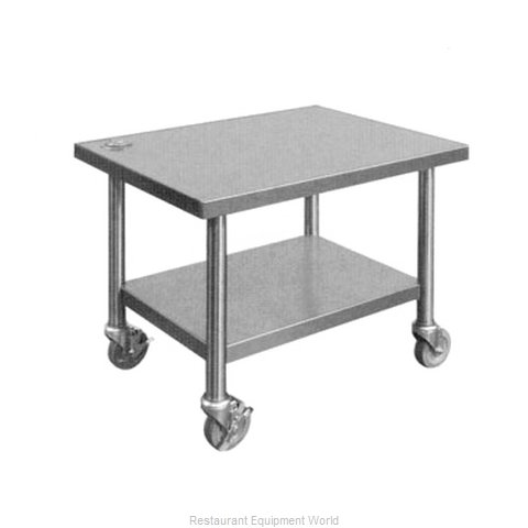 Piper Products 121-23-29TSS Equipment Stand, for Mixer / Slicer