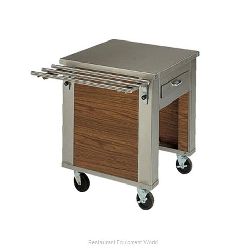 Piper Products 2-MCU Serving Counter, Utility
