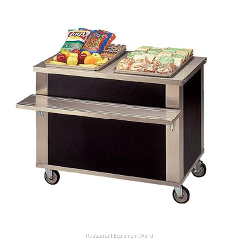 Piper Products 2-ST Serving Counter, Utility
