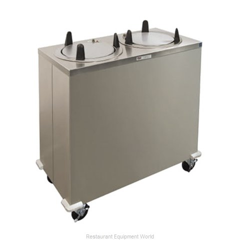 Piper Products 2AT2-STH Dispenser, Plate Dish, Mobile