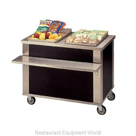 Piper Products 3-CU Serving Counter, Beverage