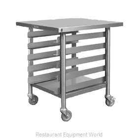 Piper Products 331-3424 Equipment Stand, for Mixer / Slicer