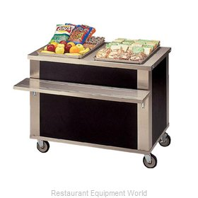 Piper Products 4-ST Serving Counter, Utility