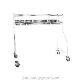 Piper Products 411-1215 Tray Starter Set-Up Station