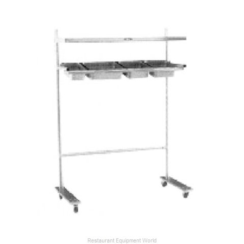 Piper Products 411-1217 Tray Starter Set-Up Station