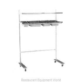 Piper Products 411-1218 Tray Starter Set-Up Station