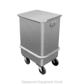Piper Products 47-75 Mobile Ingredient Bin