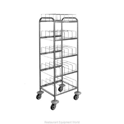 Piper Products 611-1152 Dome Storage Cart