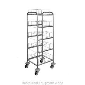 Piper Products 611-1152 Cart, Dome/Base/Pellet