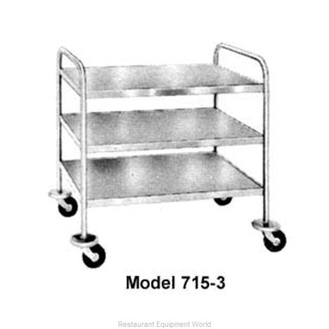 Piper Products 715-4 Utility Cart