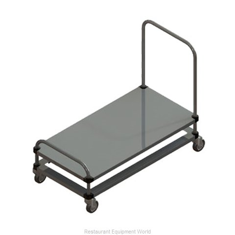 Piper Products 723 Tray Cart, for Stacked Trays