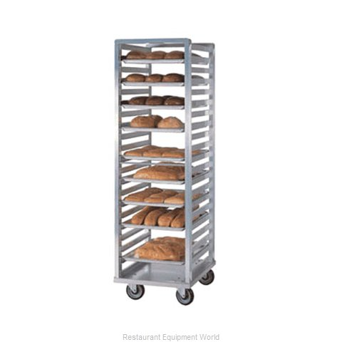 Piper Products 741 Pan Rack, Bun (Magnified)