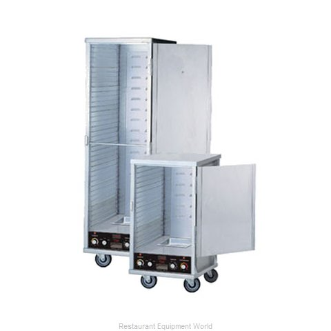 Piper Products 915-H Proofer Holding Cabinet Mobile Half-Height