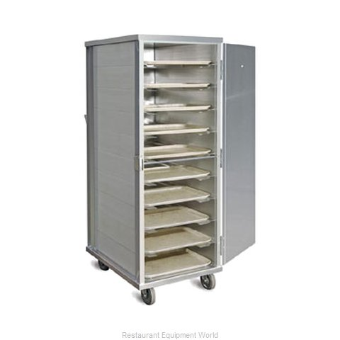 Piper Products AD-5S Enclosed Tray Delivery Cart