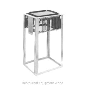 Piper Products ADIF Dispenser, Tray Rack