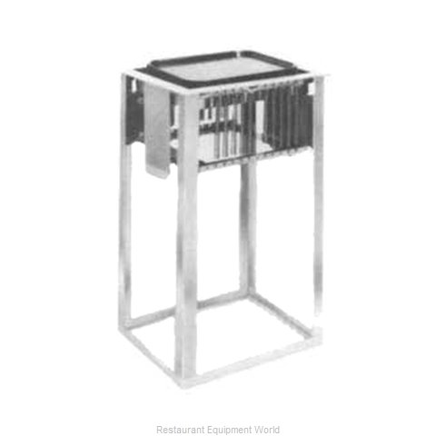 Piper Products ADIN Dispenser Tray Rack