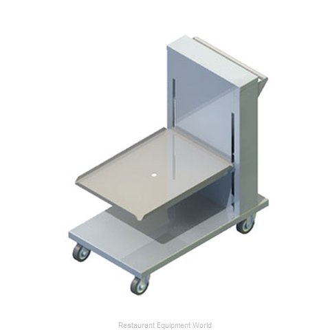 Piper Products ASCA-ST Dispenser Tray Rack