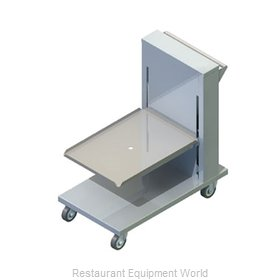 Piper Products ASCA-ST Dispenser, Tray Rack