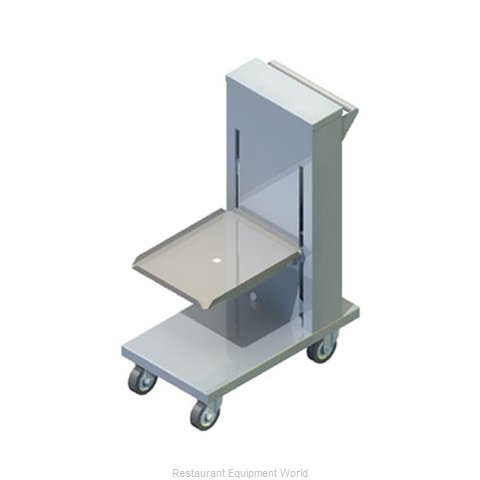 Piper Products ATCA-ST Dispenser Tray Rack