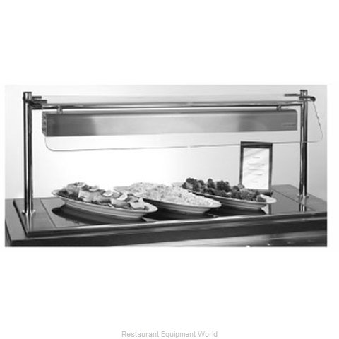 Piper Products B24050 Heated Shelf Food Warmer