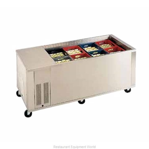 Piper Products BMD-8 Serving Counter Milk Buffet