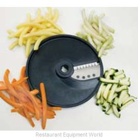 Piper Products BT10-7 Food Processor, Dicing Disc Plate