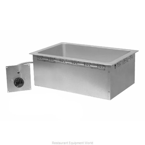 Piper Products CCF-D-A-T-L Hot Food Well Unit Electric Drop-In Top Mount