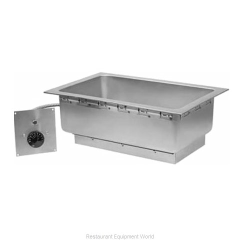 Piper Products CCF-D-B-T-L Hot Food Well Unit, Drop-In, Electric