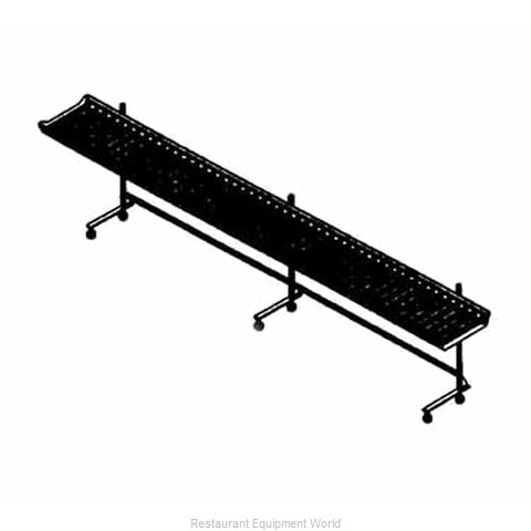 Piper Products CSC-6 Conveyor Tray Make-Up