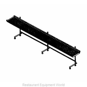 Piper Products CSC-7 Conveyor, Tray Make-Up