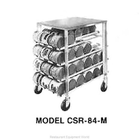 Piper Products CSR-FF-156 Can Storage Rack