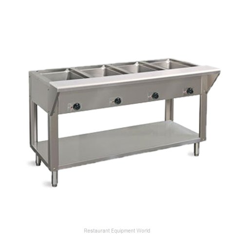 Piper Products DB-3-HF Serving Counter, Hot Food, Electric