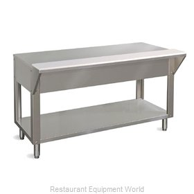 Piper Products DB-3-ST Serving Counter, Utility