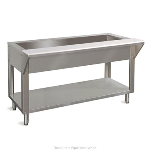 Piper Products DB-4-CI Serving Counter, Cold Food