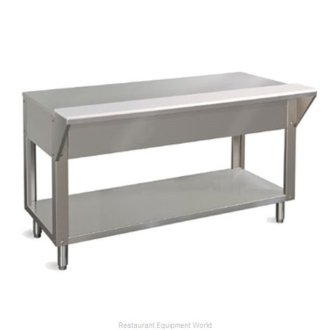 Piper Products DB-5-ST Serving Counter, Utility