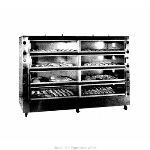 Piper Products DO-16-G Oven Deck-Type Electric