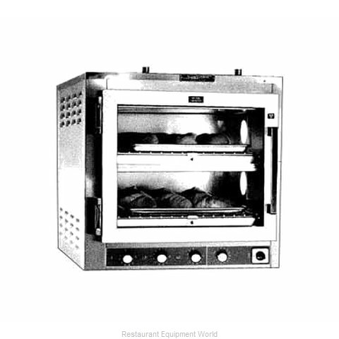 Piper Products DO-2H-CT Oven Deck-Type Electric