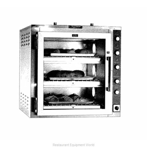 Piper Products DO-3-CT Oven Deck-Type Electric