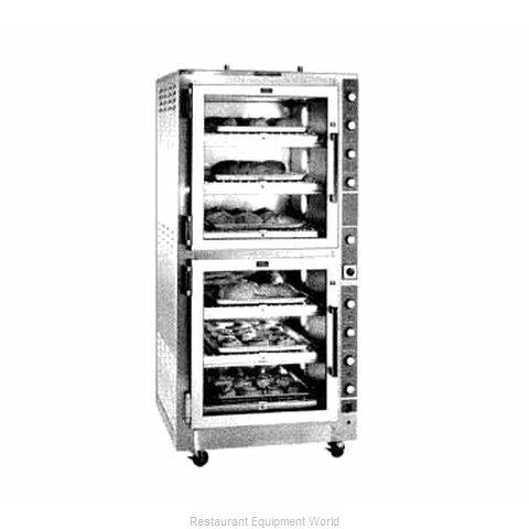 Piper Products DO-6 Oven Deck-Type Electric