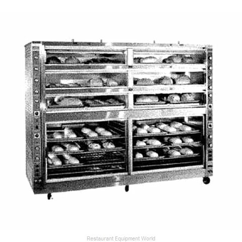 Piper Products DO-PB-12-G Oven Proofer Combination Convection