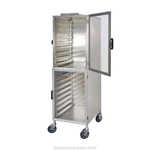 Piper Products ER-18-R Cabinet, Enclosed, Bun / Food Pan