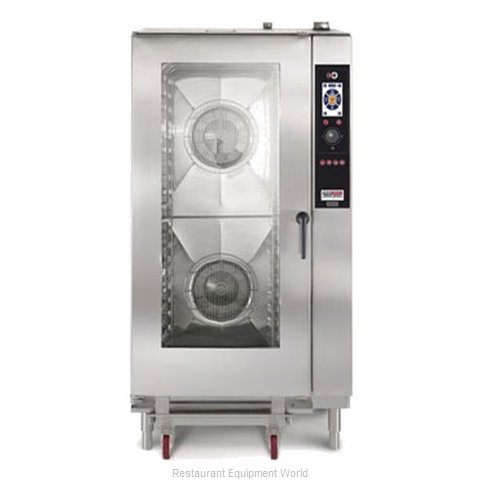 Piper Products HME 201X Combi Oven Electric Half Size