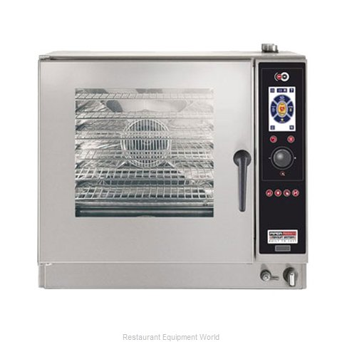 Piper Products HMG 061X Combi Oven Gas Half Size