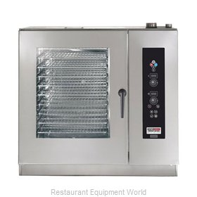 Piper Products HMG 102P Combi Oven Gas Full Size