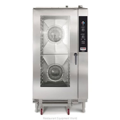 Piper Products HMG 201P Combi Oven Gas Half Size