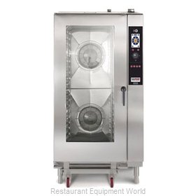 Piper Products HMG 201X Combi Oven Gas Half Size